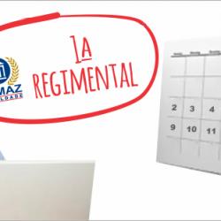 1ª regimental