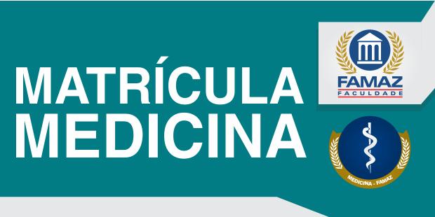 Matrícula Medicina