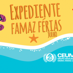 Expediente FAMAZ Férias