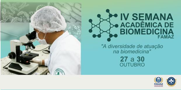Semana de Biomedicina 2015 Site