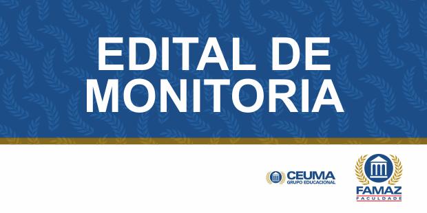 Edital Monitoria (2)